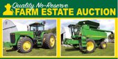 Aden Estate Quality No Reserve Machinery Auction