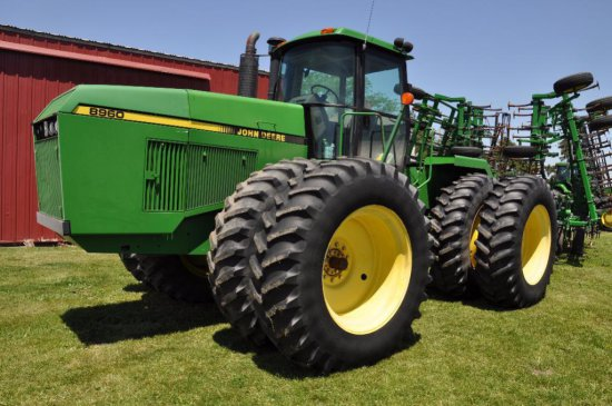 '91 JD 8960 4wd tractor