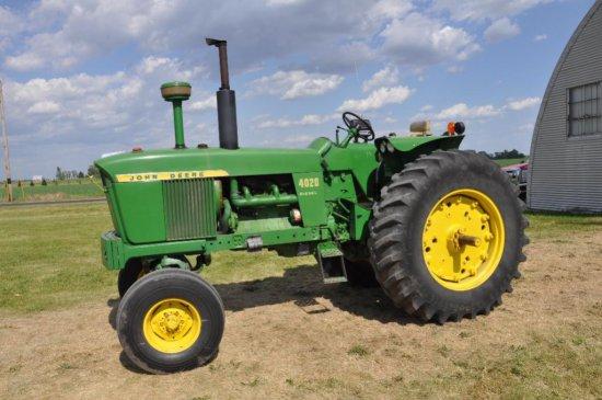 '64 JD 4020 diesel tractor