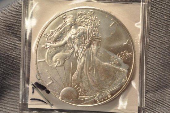 2002 Silver Eagle