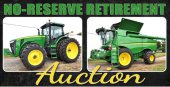 Stewart No Reserve Retirement Machinery Auction