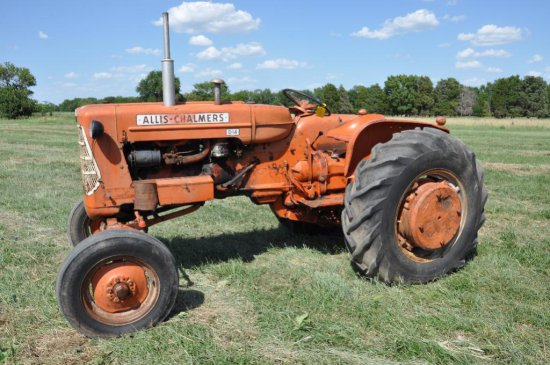 '60 AC D14 tractor