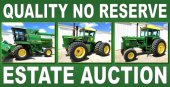 Reiling Trust No Reserve Machinery Estate Auction