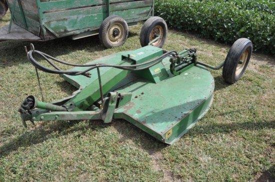 JD 307 Gyramor 6' pull-type rotary mower