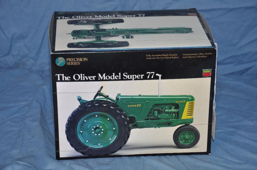 Ertl 1/16 Scale Precision Series Oliver Super 77