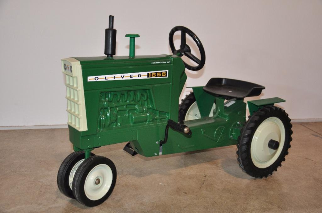 Oliver 1655 Pedal Tractor