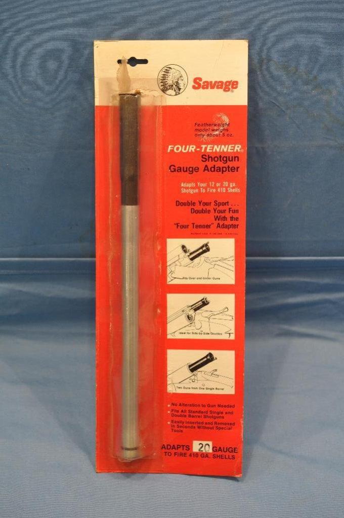 Savage Four Tenner Shotgun Ada    Auctions Online | Proxibid