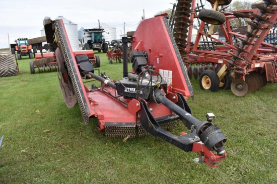 '10 Bush Hog 2715 Legend 15' batwing mower