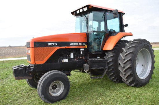 '96 AC 9675 2wd tractor
