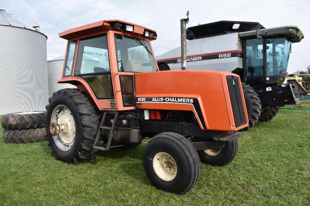 AC 8030 2wd tractor