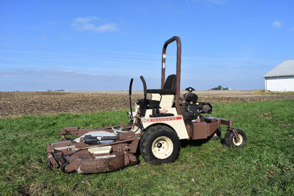 Grasshopper 727K zero turn lawn mower