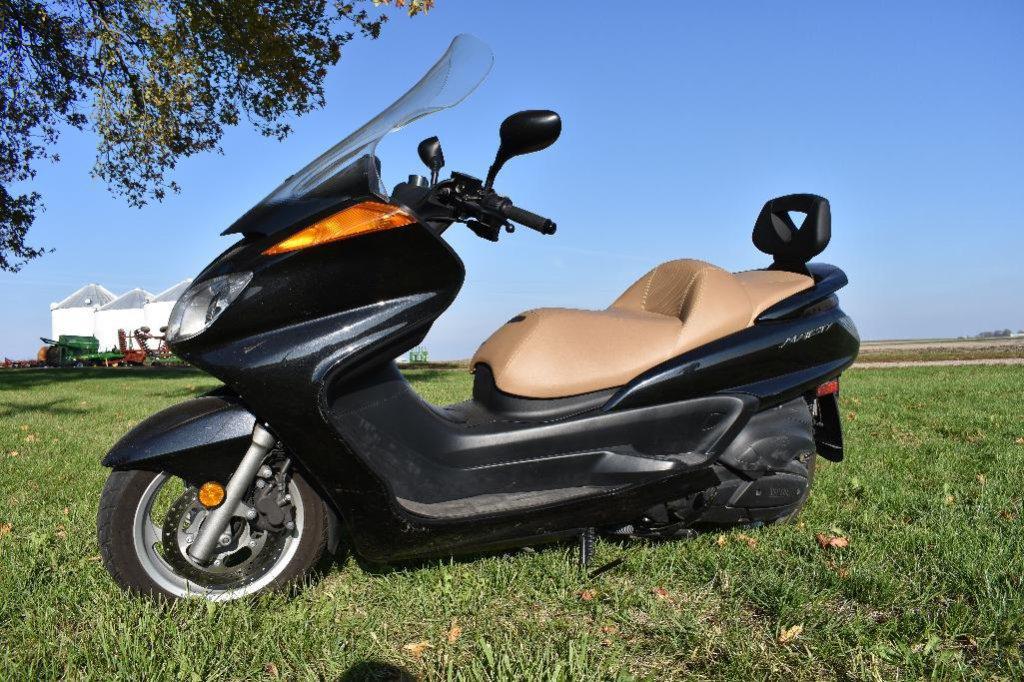 '12 Yamaha YP400 Majesty 400cc maxiscooter