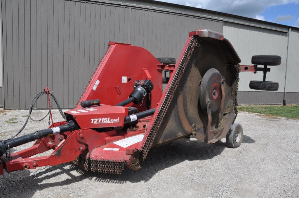 Bush Hog 12715 Legend 15' batwing mower