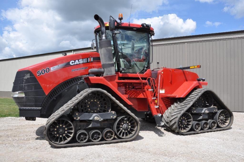 '13 Case-IH 500 QuadTrac tractor