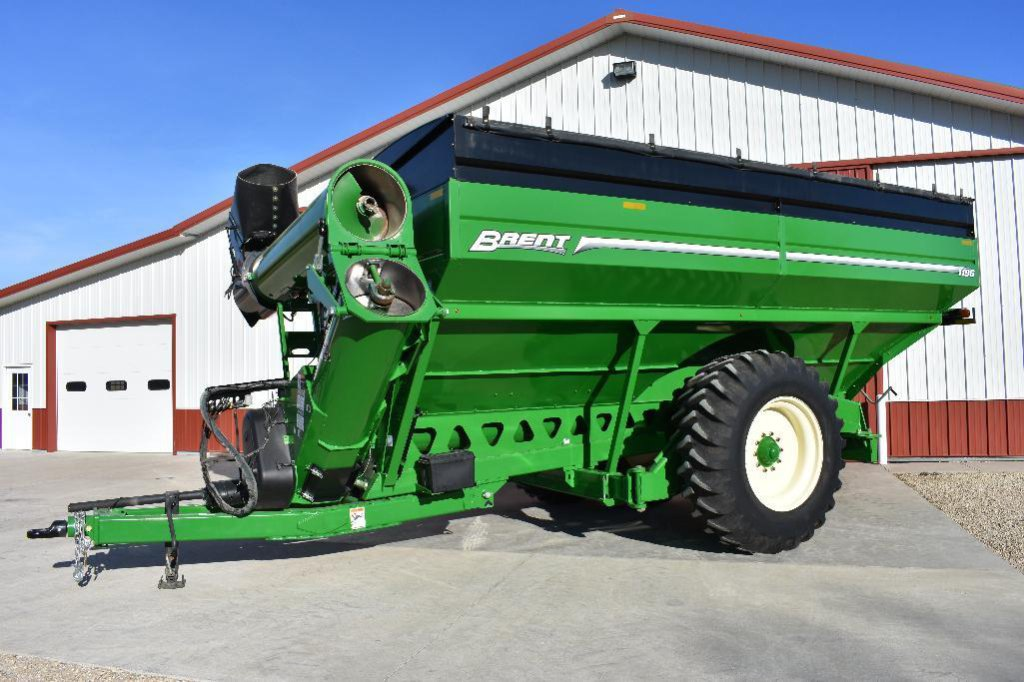 '16 Brent 1196 Avalanche grain cart