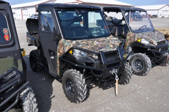 14 Polaris 900XP Ranger UTV