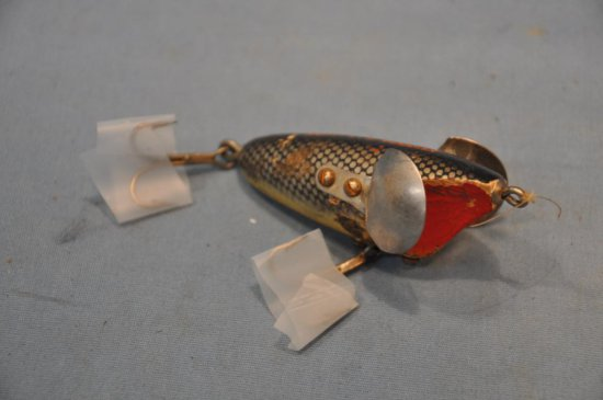 Vintage Wooden Fishing Lure Auctions Online Proxibid