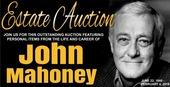 John Mahoney No Reserve Estate Auction