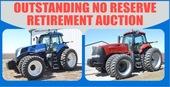 Jennings No Reserve Farm Retirement Auction