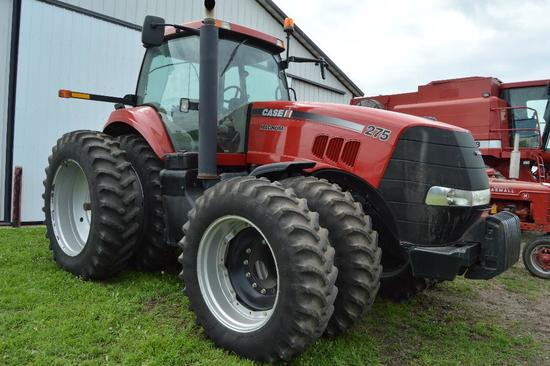 '07 C-IH Magnum 275 MFWD tractor