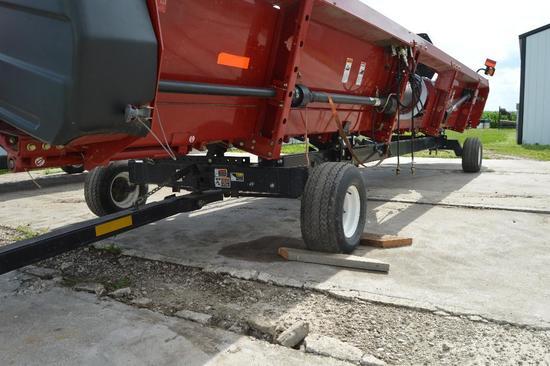 Killbros UT125 25' head trailer