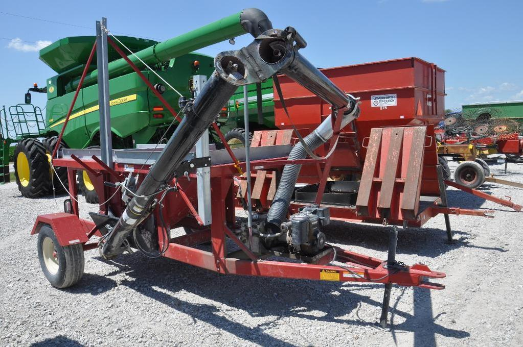 Lot: 2-box seed tender w/Sudenga auger | Proxibid Auctions