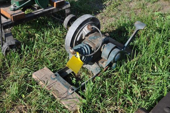 Maytag single-cylinder engine
