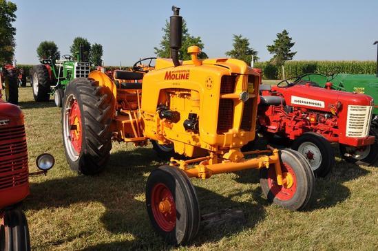 '58 Minneapolis Moline Jet Star 5 tractor