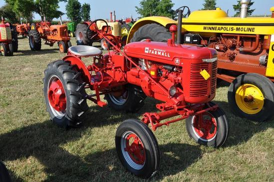 IH Farmall A tractor
