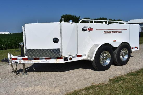 '13 NJF Fuel Pro 750 RB-DEF-G fuel trailer