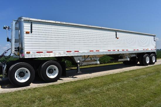 '12 Timpte Super Hopper 40' hopper bottom trailer
