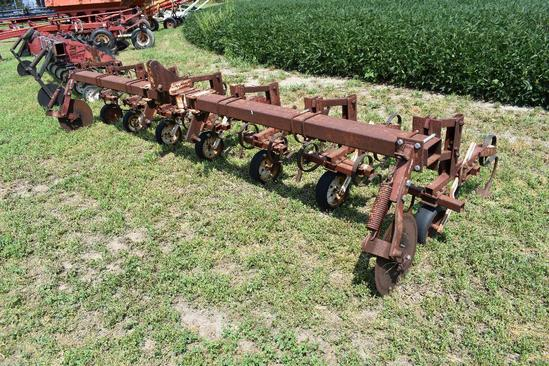 """Noble 6 row 30"""" cultivator"""
