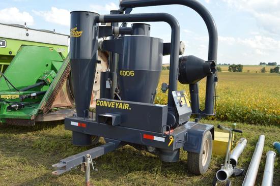Thor Conveyair 6006 grain vac     Auctions Online | Proxibid