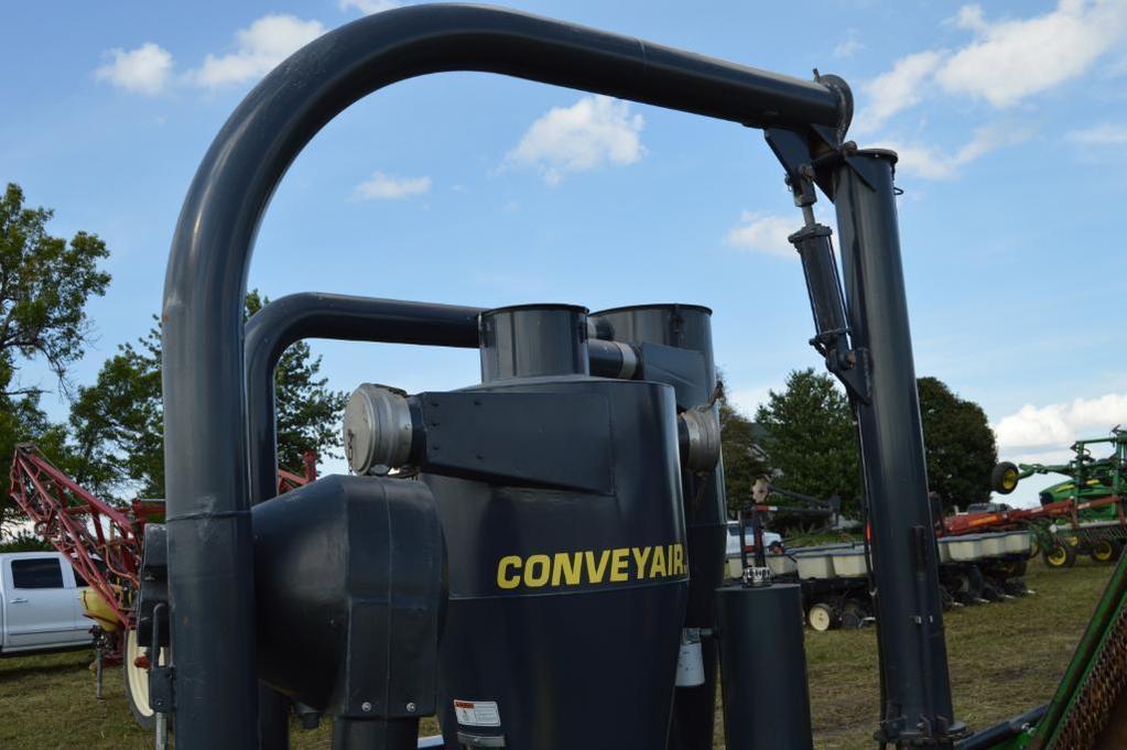 Lot: Thor Conveyair 6006 grain vac | Proxibid Auctions