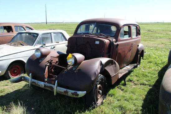 1938 Pontiac Collect Auctions Online Proxibid