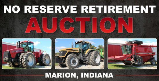 Bragg No-Reserve Retirement Auction