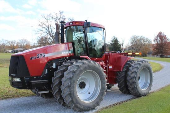 2004 Case IH STX375 4wd tractor