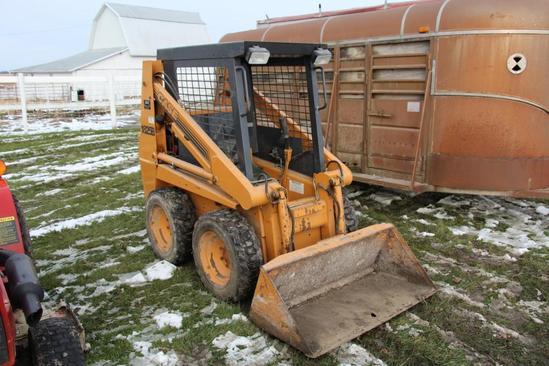 Case 1825B skid steer loader
