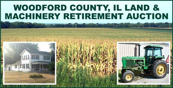 Fauber No-Reserve Farm Retirement Auction