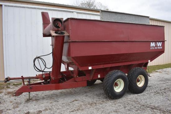 M&W 400 grain cart