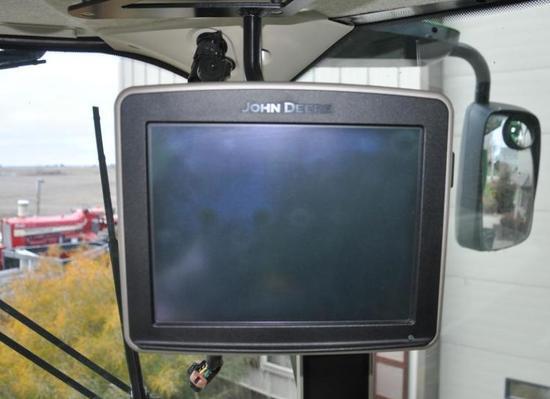 JD GS3 2630 display