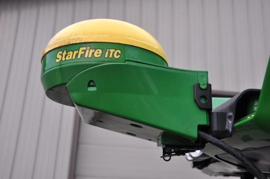 JD Starfire receiver