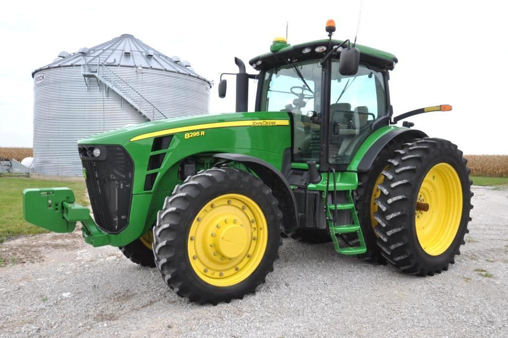 Roberts No-Reserve Farm Retirement Auction