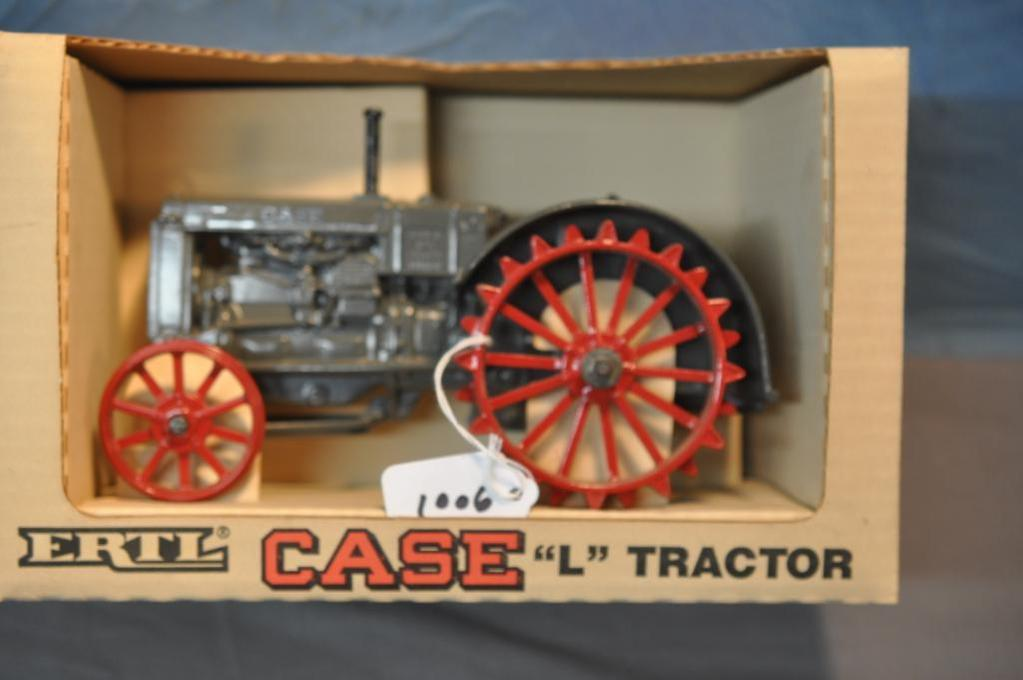 """ERTL 1/16TH SCALE CASE """"L"""" SPECIAL EDITION TRACTOR"""