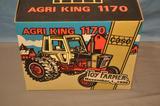 ERTL 1/16TH SCALE CASE AGI KING 1170 TRACTOR, 1996 TOY FARMER