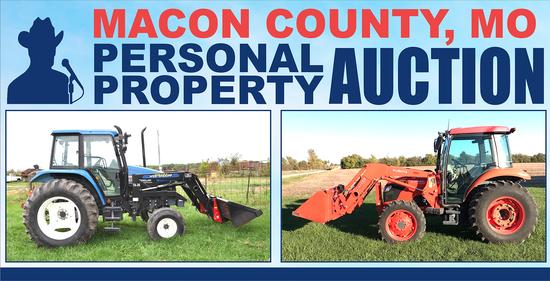 Gubbine Estate Personal Property Auction