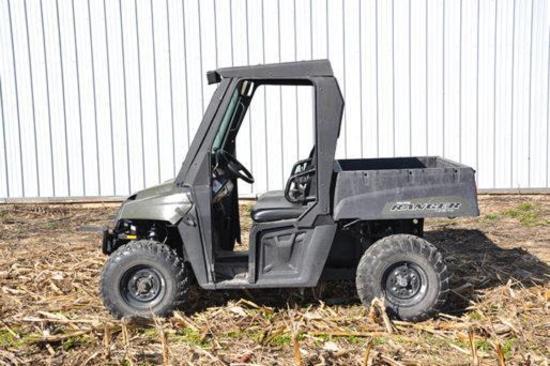 Polaris model 500 EFI 4WD Ranger