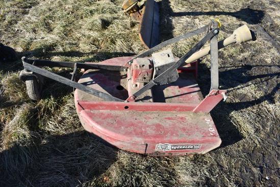 Bush Hog SQ480 4' 3-pt. rotary cutter