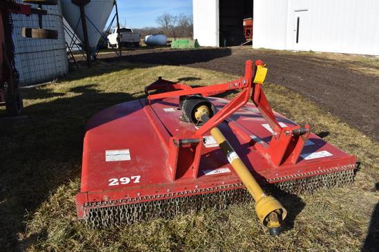 2012 Bush Hog 297 7' 3-pt. rotary cutter