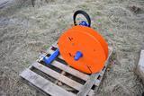 EF 3-pt. hyd. wire roller